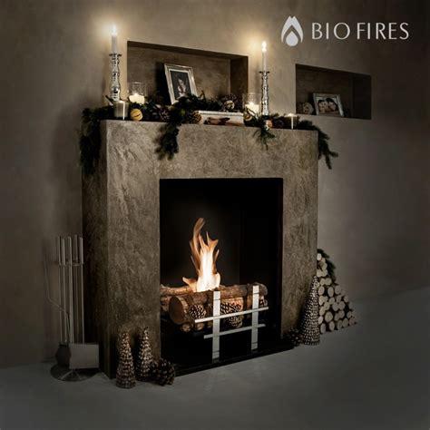 fireplace log grate cotswold real log bio grate bio fires gel 3750