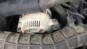 Ford Ranger Alternator Replacement