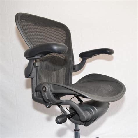 herman miller aeron size b task chair