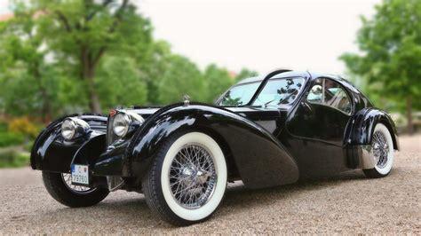 "Eight decades ago, bugatti built a quartet of bugatti type 57sc atlantics, only three of which continue to make beautiful music today. Bugatti 57SC Atlantic -little ""Drag Race"" on the Road! - YouTube"