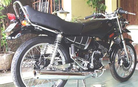 Modifikasi Rx King Crom by Modifikasi Yamaha Rx King Modif Motor