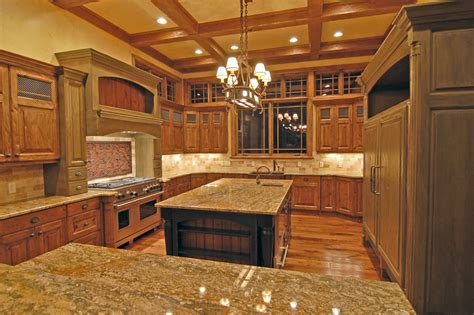 Tuscan Kitchen Decor Ideas - 47 luxury u shaped kitchen designs