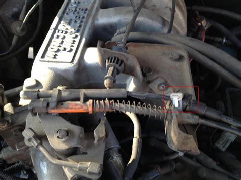shifter cable   ford bronco   ford broncos