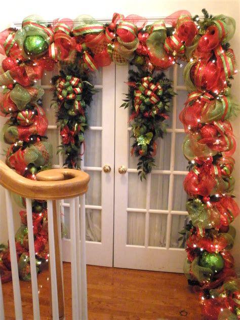 christmas decorations ideas  garland decoration love