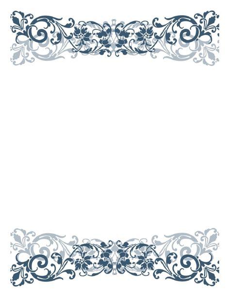 Carte De Vide A Imprimer by Menu Repas Nouvel An Vide 224 Imprimer Gratuitement