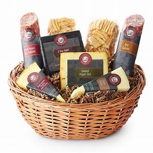 Hickory Farms Reserve Artisanal Salami & Cheese | Hickory ...