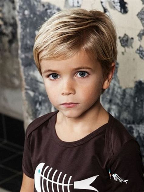 Cool Toddler Hairstyles by Best 25 Cutting Boys Hair Ideas On Toddler