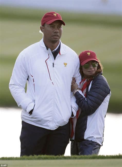 2018 Tiger Woods Girlfriend