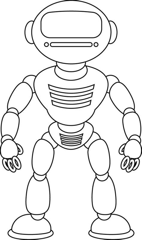 robo cuisine dessin à colorier un dory fr coloriages