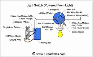Wiring Diagrams For Household Light Switches  U2013 Do