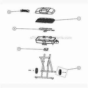 Coleman 2000010585 Parts List And Diagram