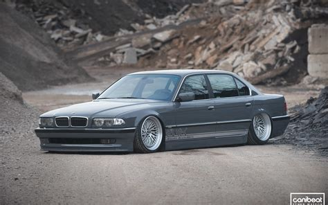 Wallpapers Bmw E38 L7 730i 740i V8 Tuning Low