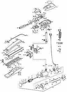Minn Kota Riptide 55 Bowguard Parts