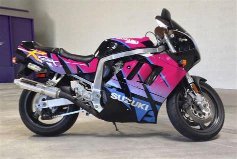1992 Suzuki Gsxr 750 by And Last 1992 Suzuki Gsx R750 Sportbikes