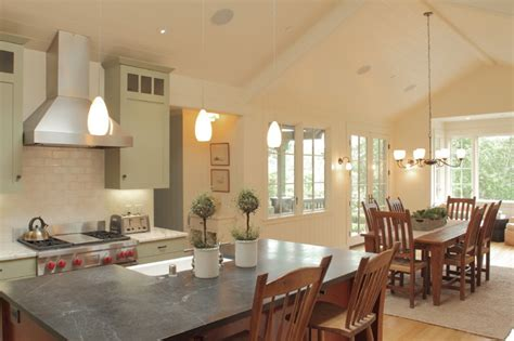 Cottage Style Home-traditional-kitchen-san Francisco