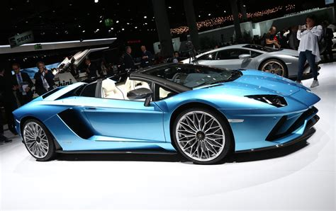 lamborghini aventador s roadster 2018 features driving design youtube forget about a self driving lamborghini says r d boss