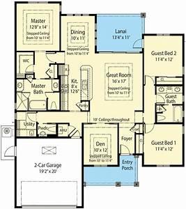 3 Bed Energy Super-saving House Plan