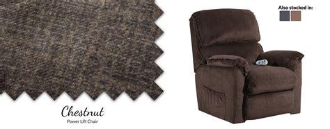 lane  bc chestnut lift chair recliner