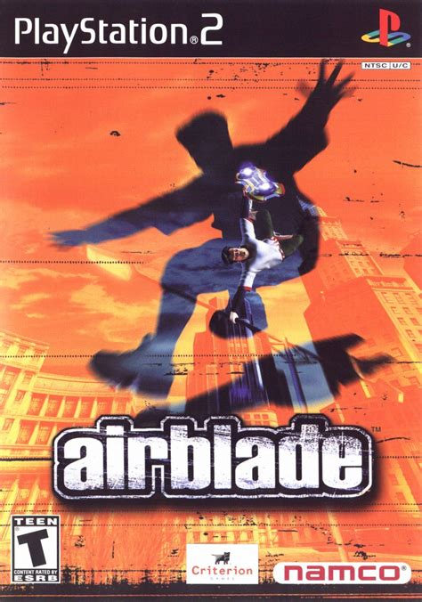airblade  playstation   mobygames