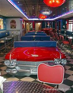 American Diner Wallpaper : 25 best ideas about diner decor on pinterest vintage diner 1950s diner and 50s decor ~ Orissabook.com Haus und Dekorationen