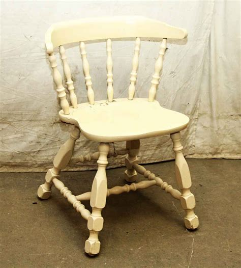 antique wooden captains chair olde things