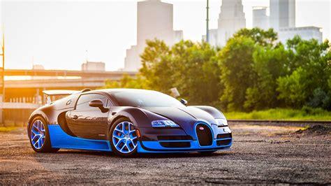 Black And Blue Car Wallpaper Hd by Bugatti Veyron Blue And Black Car Hd Wallpapers