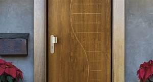 Porte Blindée Maison : porte blind e de maison fichet home garde protection ~ Premium-room.com Idées de Décoration