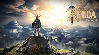 Breath Wild Zelda Wallpapers Musume Neo