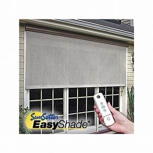 Sunsetter Easyshades  With Images