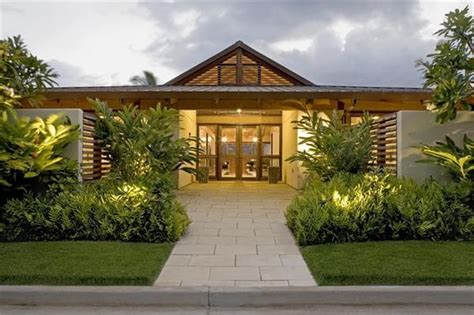Tropical Home Style : Hawaii Tropical House Plans