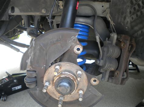 How To Install A Steeda X2 Ball Joint Kit On Your 1994