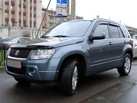 2007 Suzuki Grand Vitara Mpg by Used 2007 Suzuki Grand Vitara Photos