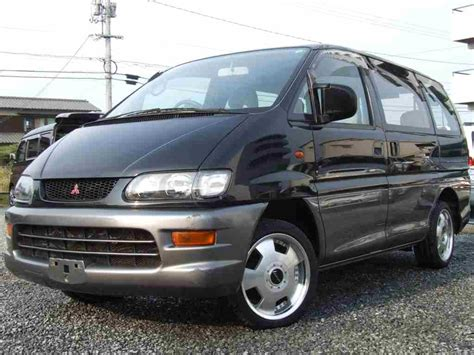 mitsubishi space gear pictures mitsubishi delica space gear 1997 used for