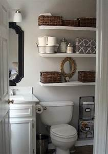 15 easiest and smartest tips on how to organize a small With how to organize small bathroom