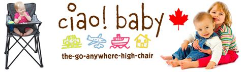 ciao portable high chair canada the portable high chair canada ciao baby canada gallery