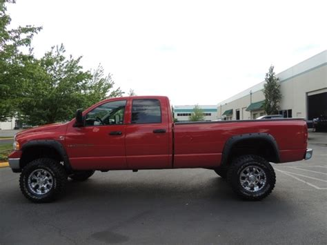 Used 2003 Dodge Ram 2500 SLT / 4X4 / 5.9L Turbo Diesel