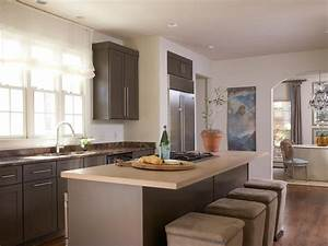 Warm paint colors for kitchens pictures ideas from hgtv for Kitchen cabinet trends 2018 combined with portrait canvas wall art