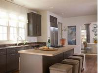 paint colors for kitchens Warm Paint Colors for Kitchens: Pictures & Ideas From HGTV ...