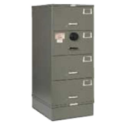 safe file cabinet 4 drawer 7110 00 920 9343 class 6 4 drawer gsa approved file