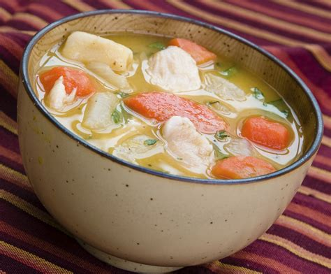 easy chicken vegetable soup mark macdonald