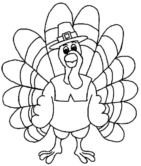 Turkey Coloring Sheet by Turkey Coloring Pages Only Coloring Pages