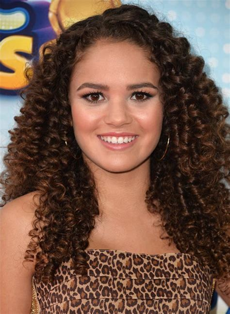 Tight Curls Hairstyles by Beautiful Tight Curly Hairstyles For Womens Fave Hairstyles
