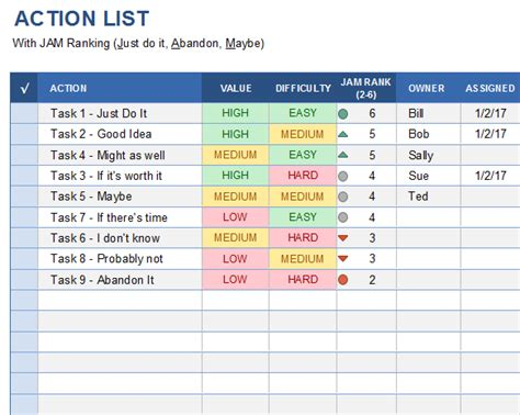 Item Tracker Template Item Tracker Template Excel Items Template