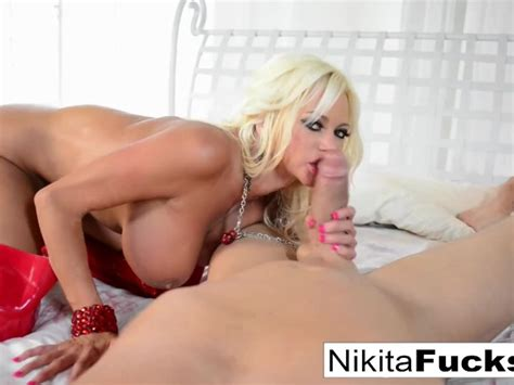 Hot Russian Milf Takes On A Giant Cock In Pov Action