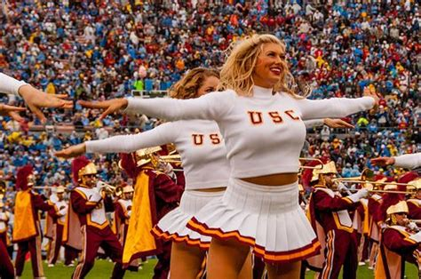 61 Best Images About Usc Song Girls On Pinterest
