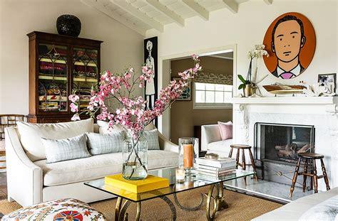 Habitually Chic® » An Artist's Abode