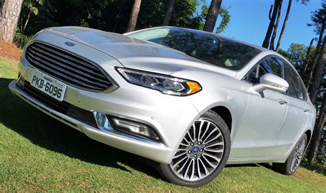 Ford Fusion Turbo by Test Drive Ford Fusion Titanium Awd 2 0 Turbo