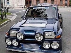 Renault 5 Turbo 2 A Restaurer : renault 5 maxi turbo 2 a vendre ~ Gottalentnigeria.com Avis de Voitures