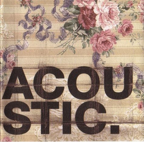 Acoustic 2002 Cd Discogs