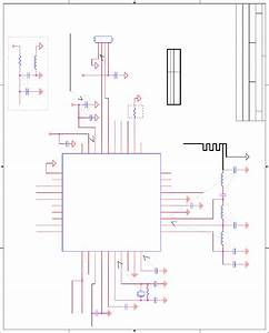 Wireless Mouse Schematic